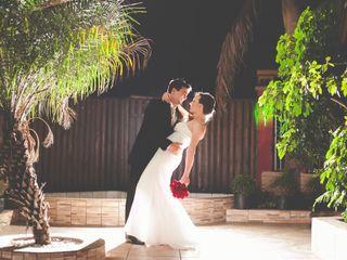 O casamento de Giuliana e Braulio