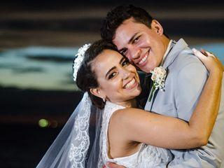 O casamento de Fernanda e Arlem