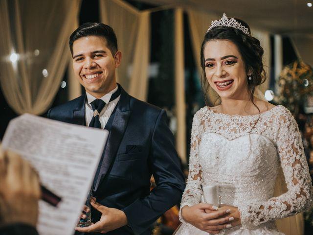 O casamento de Geovanna e Patrick