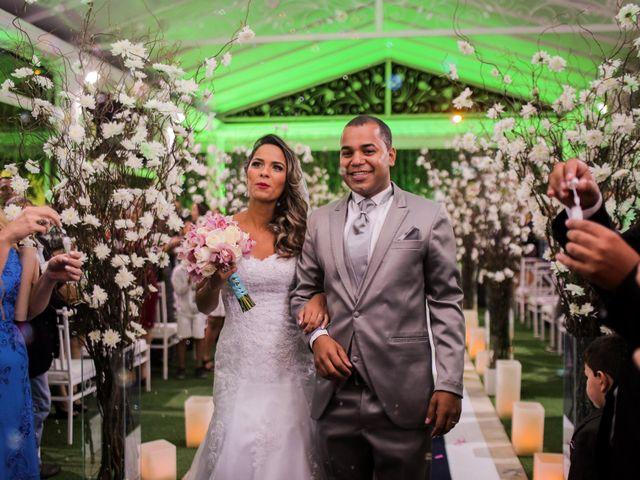 O casamento de Adriana e Josinei