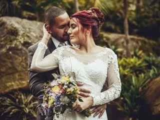O casamento de Nathalia Abreu  e Vitor Abreu