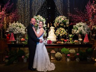 O casamento de Ana Julia e Daniel
