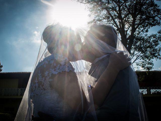 O casamento de Desiree e Rafael