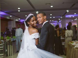 O casamento de Nzunzi Mfinda  e Ivan Mateus