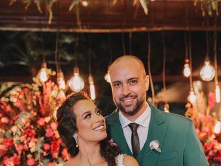 O casamento de Carla e Gabriel 1