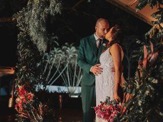 O casamento de Carla e Gabriel 2