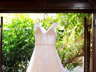 O casamento de Giselle e Thiago 1