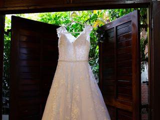 O casamento de Giselle e Thiago 3