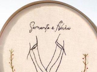 O casamento de Samanta  e Flavia 1