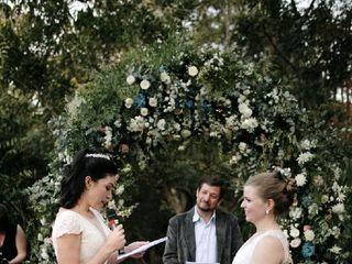 O casamento de Samanta  e Flavia 3