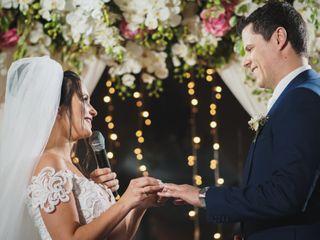 O casamento de Luize e Airton