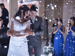O casamento de Iana e Felipe 1