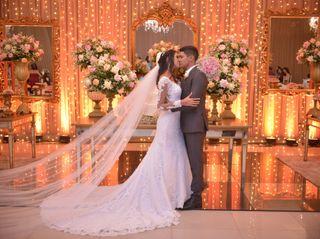 O casamento de Iana e Felipe