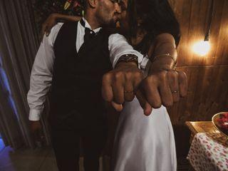O casamento de Letícia e Matheus