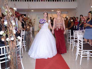 O casamento de Carla e José Hilton 1