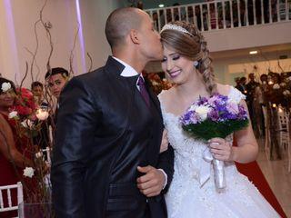 O casamento de Carla e José Hilton 2