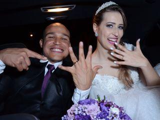 O casamento de Carla e José Hilton