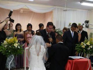 O casamento de Daniele  e Felipe 2