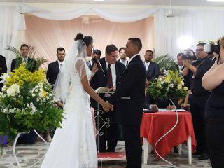 O casamento de Daniele  e Felipe