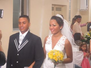 O casamento de Daniele  e Felipe 1