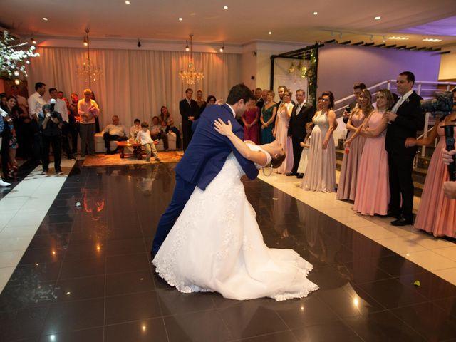 O casamento de Giselle e Thiago