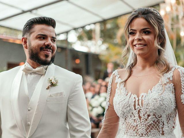 O casamento de Pabro e Mariane em São Paulo, São Paulo 1
