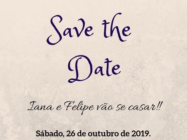 O casamento de Felipe e Iana em Fortaleza, Ceará 11