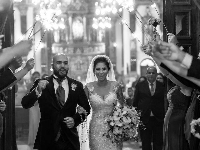 O casamento de Sâmela e Silvio