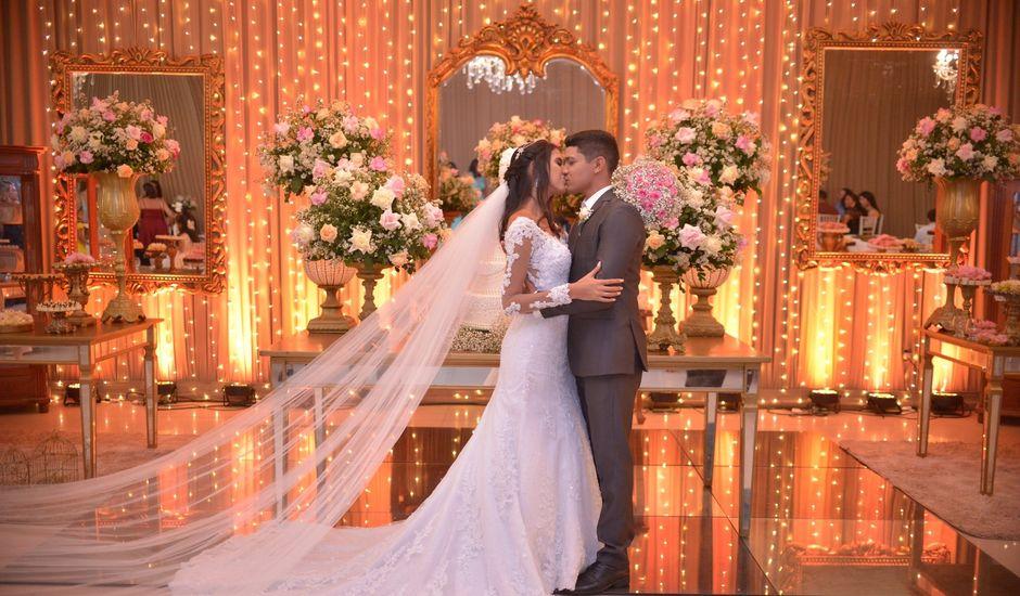 O casamento de Felipe e Iana em Fortaleza, Ceará