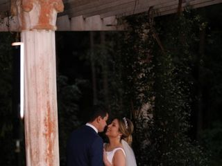 O casamento de Sabrina e Raphael 1