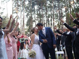 O casamento de Sabrina e Raphael