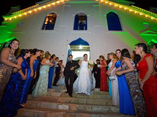 O casamento de Flávia e Thalles 3