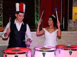 O casamento de Aline e Victor 1