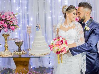 O casamento de Erika e Jonathan 1