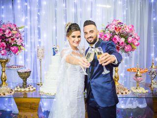 O casamento de Erika e Jonathan