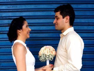 O casamento de Rafael de Brito e Daniely Moraes 1
