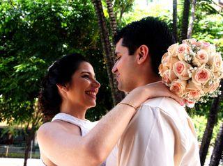 O casamento de Rafael de Brito e Daniely Moraes 3