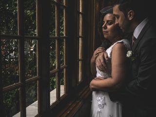 O casamento de Silvia e Mateus