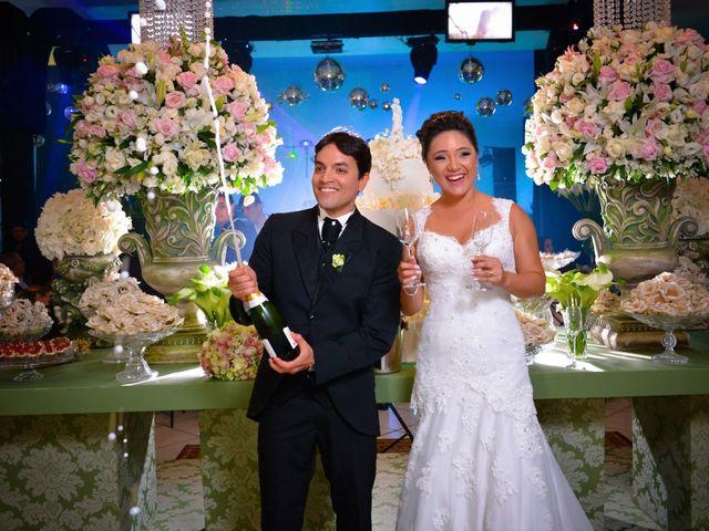 O casamento de Flávia e Thalles