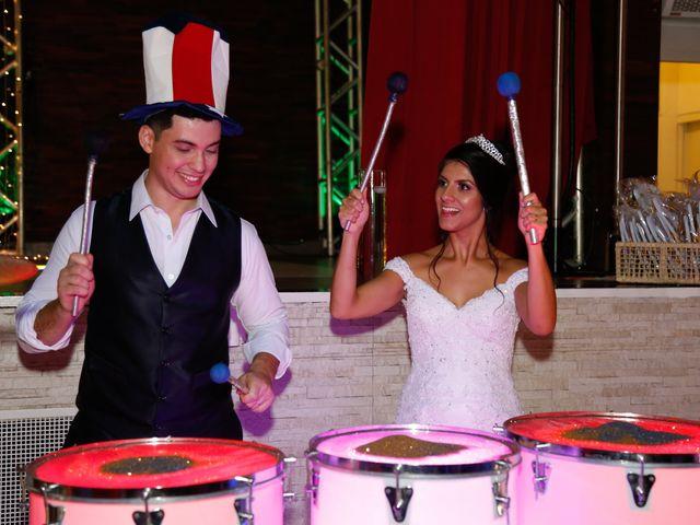 O casamento de Victor e Aline em Osasco, São Paulo 1