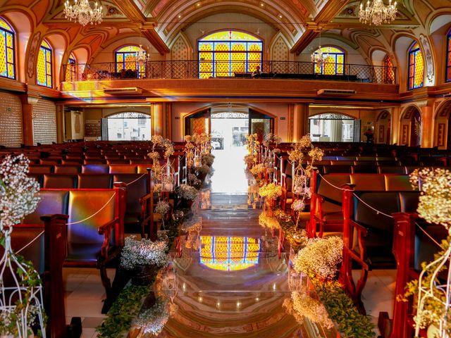 O casamento de Victor e Aline em Osasco, São Paulo 4