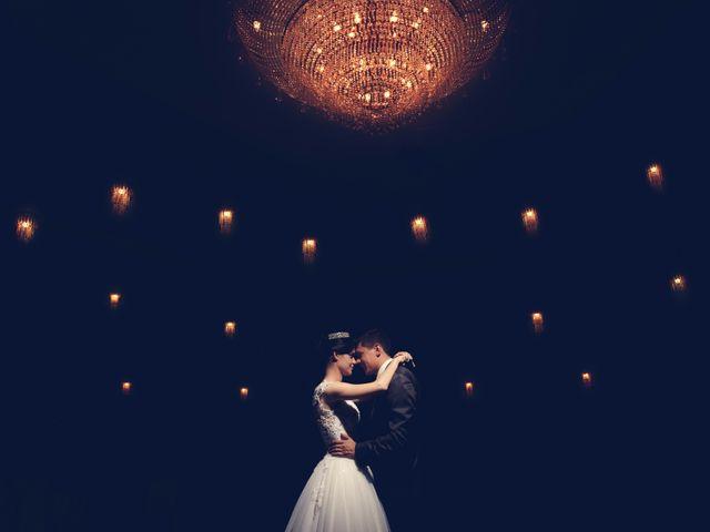 O casamento de Sabrina e Lucas
