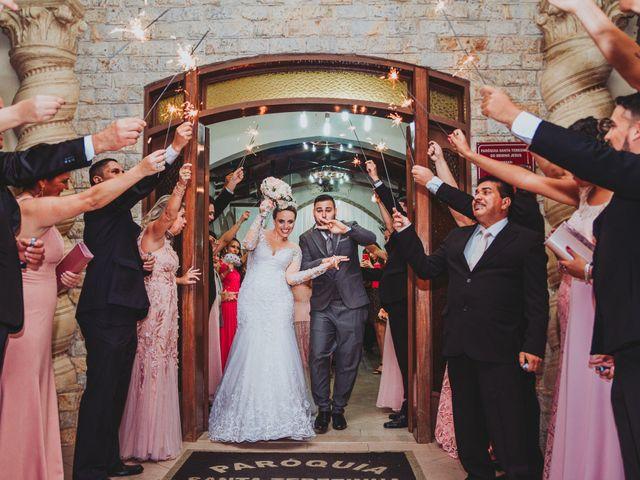 O casamento de Mariana e Maycon