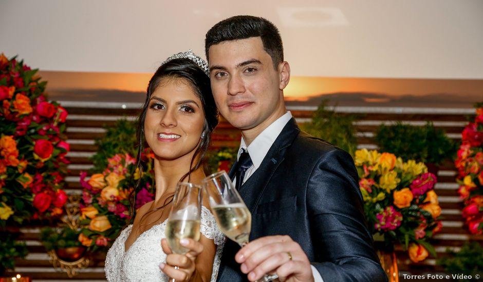 O casamento de Victor e Aline em Osasco, São Paulo