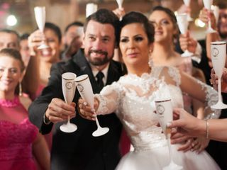 O casamento de Juliana e Valdir