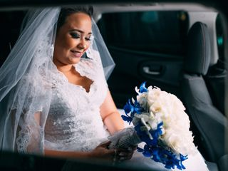 O casamento de Aretha e Carlos 2