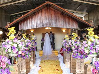 O casamento de Gleicka e Davi 2