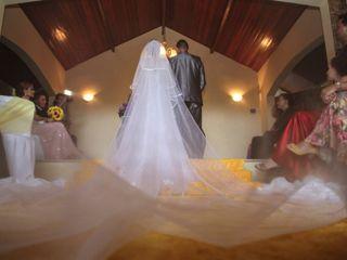 O casamento de Gleicka e Davi 3