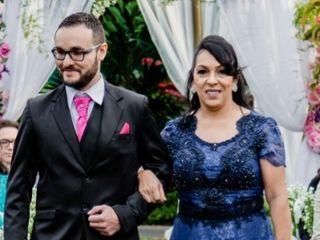 O casamento de Amauri Vitorino e Lígia  1