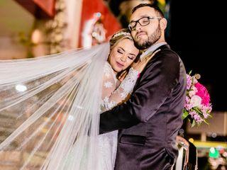 O casamento de Amauri Vitorino e Lígia